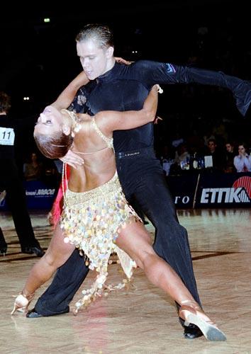 Красивый танец - Схемы в