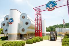 Космический Лагерь Huntsville (Фото: Rob Hainer / Shutterstock.com)