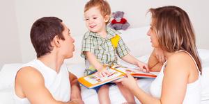 Как общаться взрослому с ребенком
