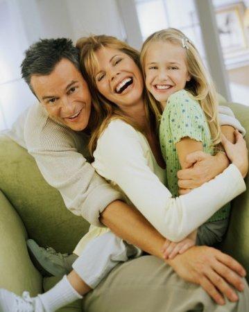 Счастливая семья (15 фото)